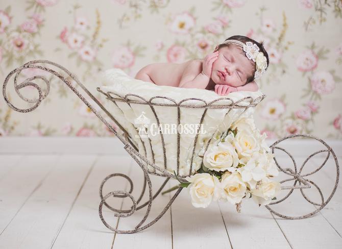 Newborn: Maria Clara