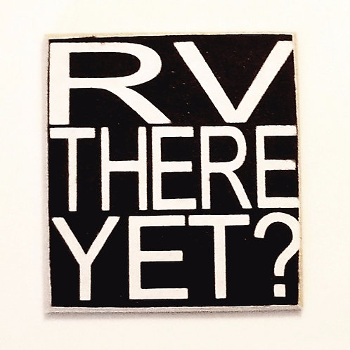 "2"" X 2"" Magnet RV"