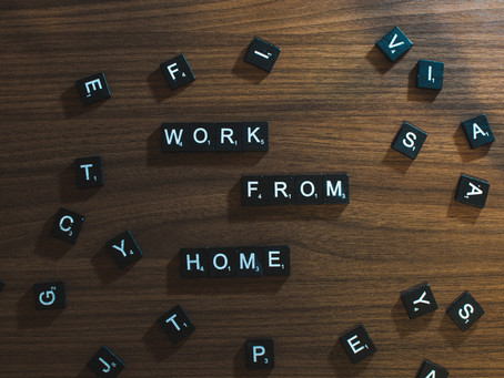 How to Spice Things up while Working From Home
