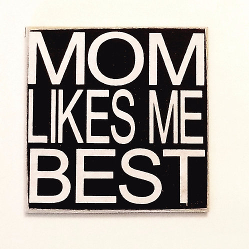 "2"" X 2"" Magnet MOM"
