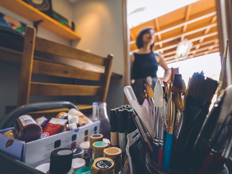 10 Ways to be Creative When Feeling Uninspired
