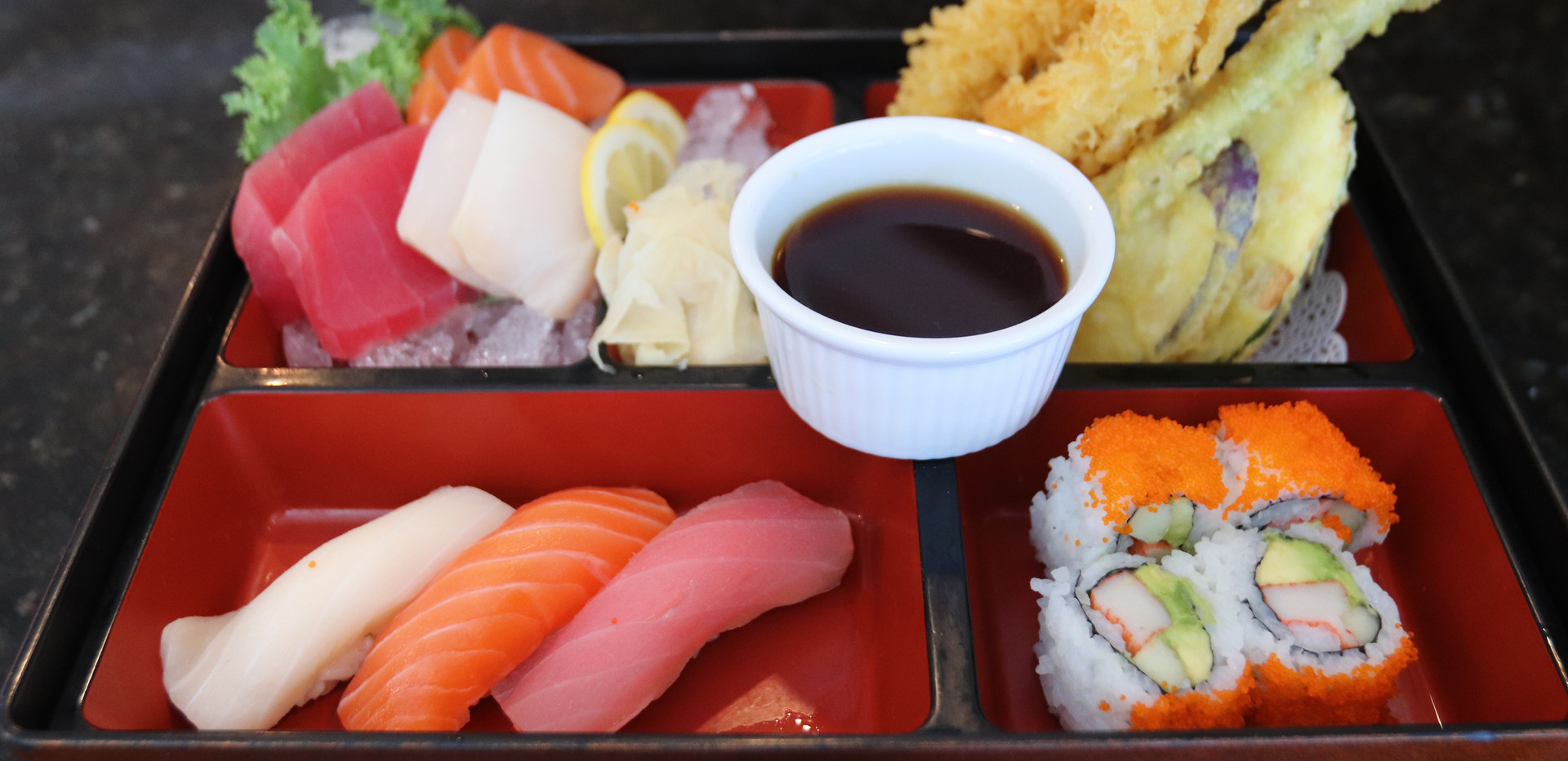 Bento Box - Lunch Special