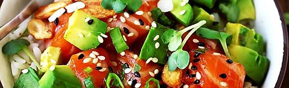 Sushi & Sashimi Specials