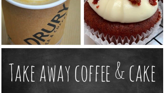 Take Away Coffee & Cake Gift Voucher