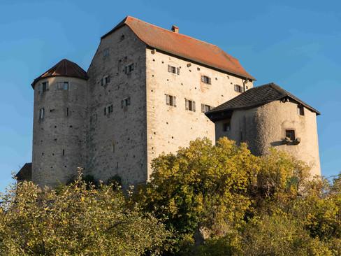 Die Burg aus nordöstlicher Sicht