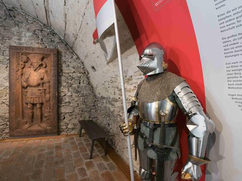 Die Burgausstellung