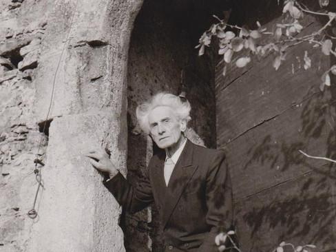 Georg Rauchenberger, Retter der Burg und Gründer des Kuratoriums