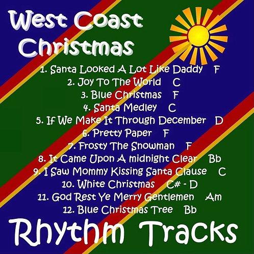 West Coast Christmas Rhythm Tracks