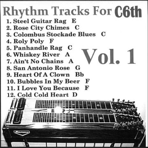 C6th Rhythm Tracks Vol. #1