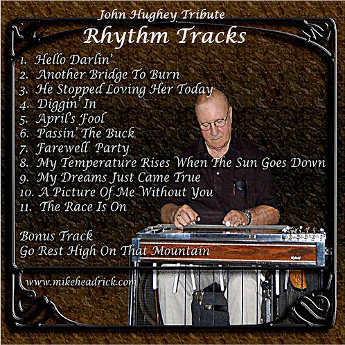 John Hughey Tribute Rhythm Tracks