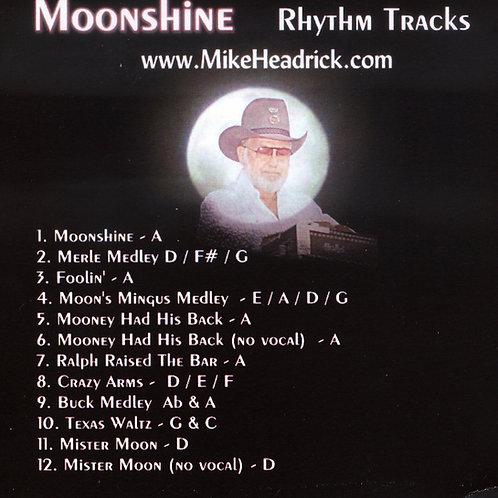 Moonshine Rhythm Tracks