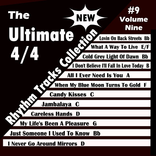 The Ultimate Rhythm Tracks Collections Vol. 9