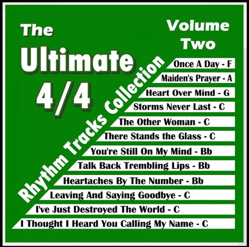 The Ultimate Rhythm Tracks Collections Vol  2