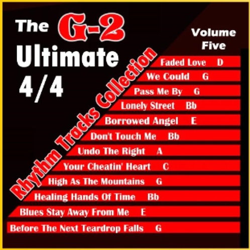 The Ultimate Rhythm Tracks Collections Vol. 5