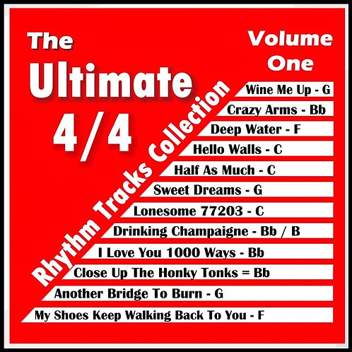 The Ultimate Rhythm Tracks Collections Vol. 1
