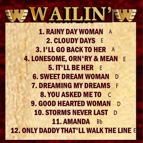 Wailin Rhythm Tracks