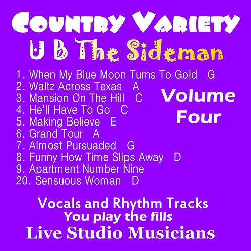 "The New Series Of  ""UB The Sideman"" Vol. 4"