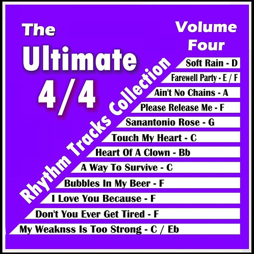 The Ultimate Rhythm Tracks Collections Vol. 4