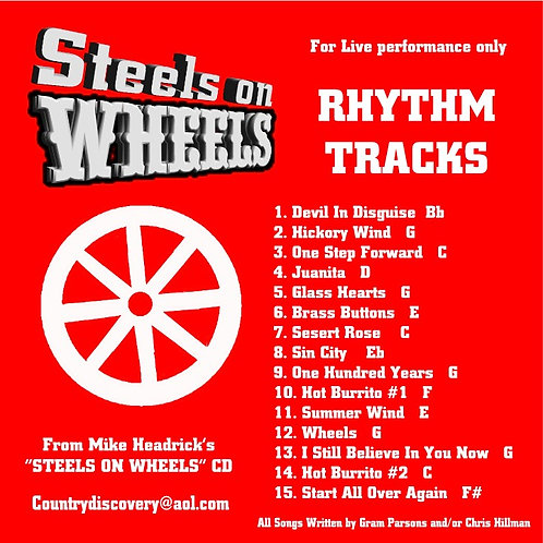 Steels On Wheels Rhythm Tracks