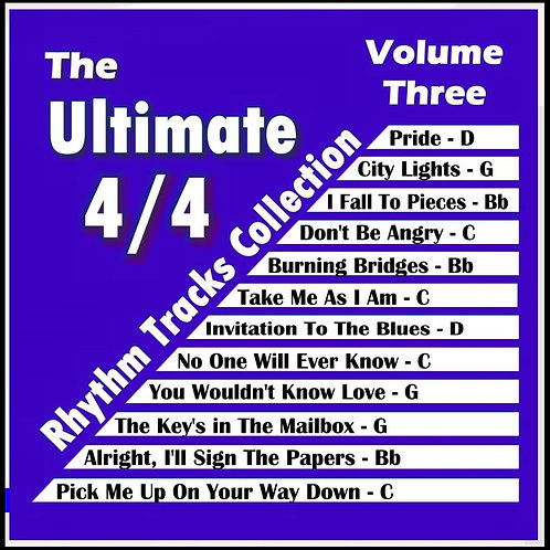 The Ultimate Rhythm Tracks Collections Vol. 3