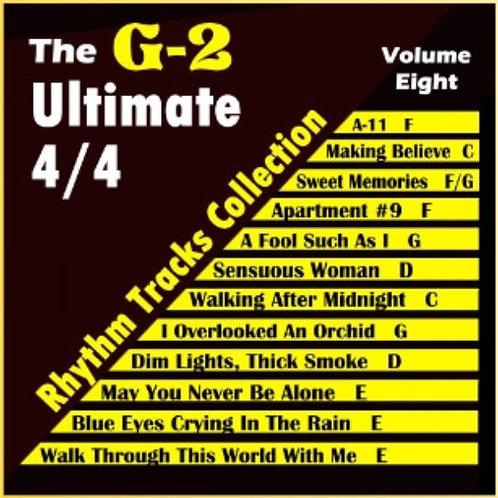 The Ultimate Rhythm Tracks Collections Vol. 8