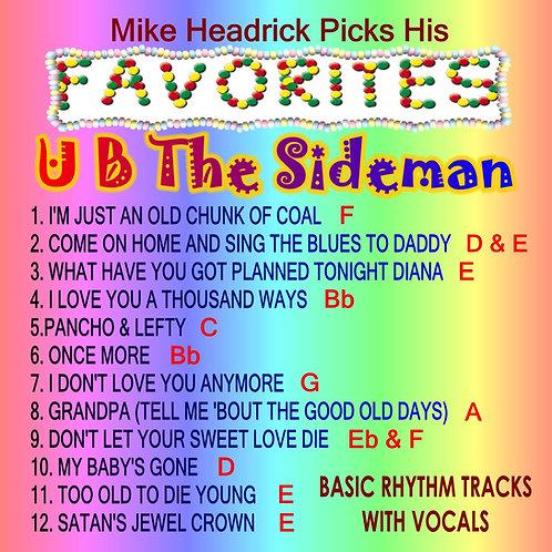 Favorites UB The Sideman