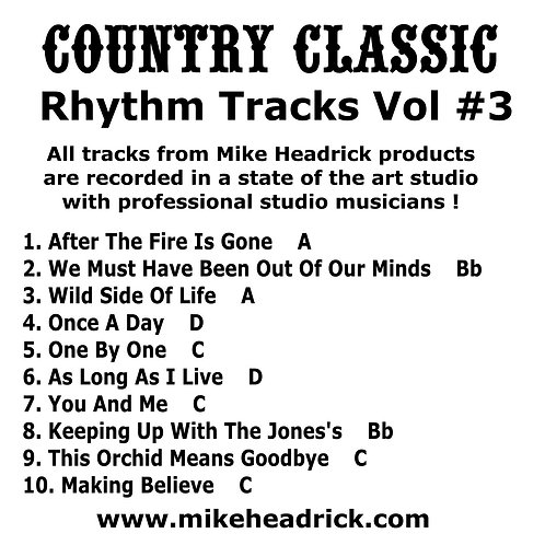 Country Classics Vol #3