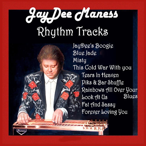 JayDee Maness Rhythm Tracks