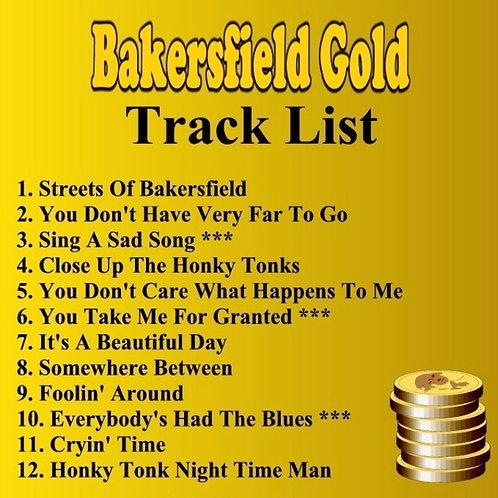 Bakersfield Gold Rhythm Tracks