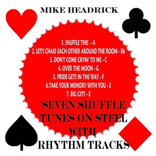 7 Shuffle Tunes and Rhythm Tracks