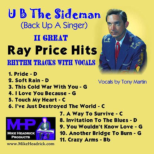 Ray Price Hits UB The Sideman