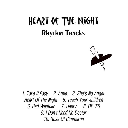 Heart Of The Night Rhythm Tracks