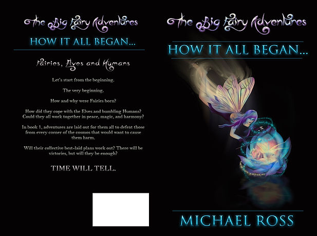 Michael Ross. The Big Fairy Adventures,