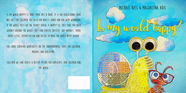 Michael Ross. Is My World Happy? book co