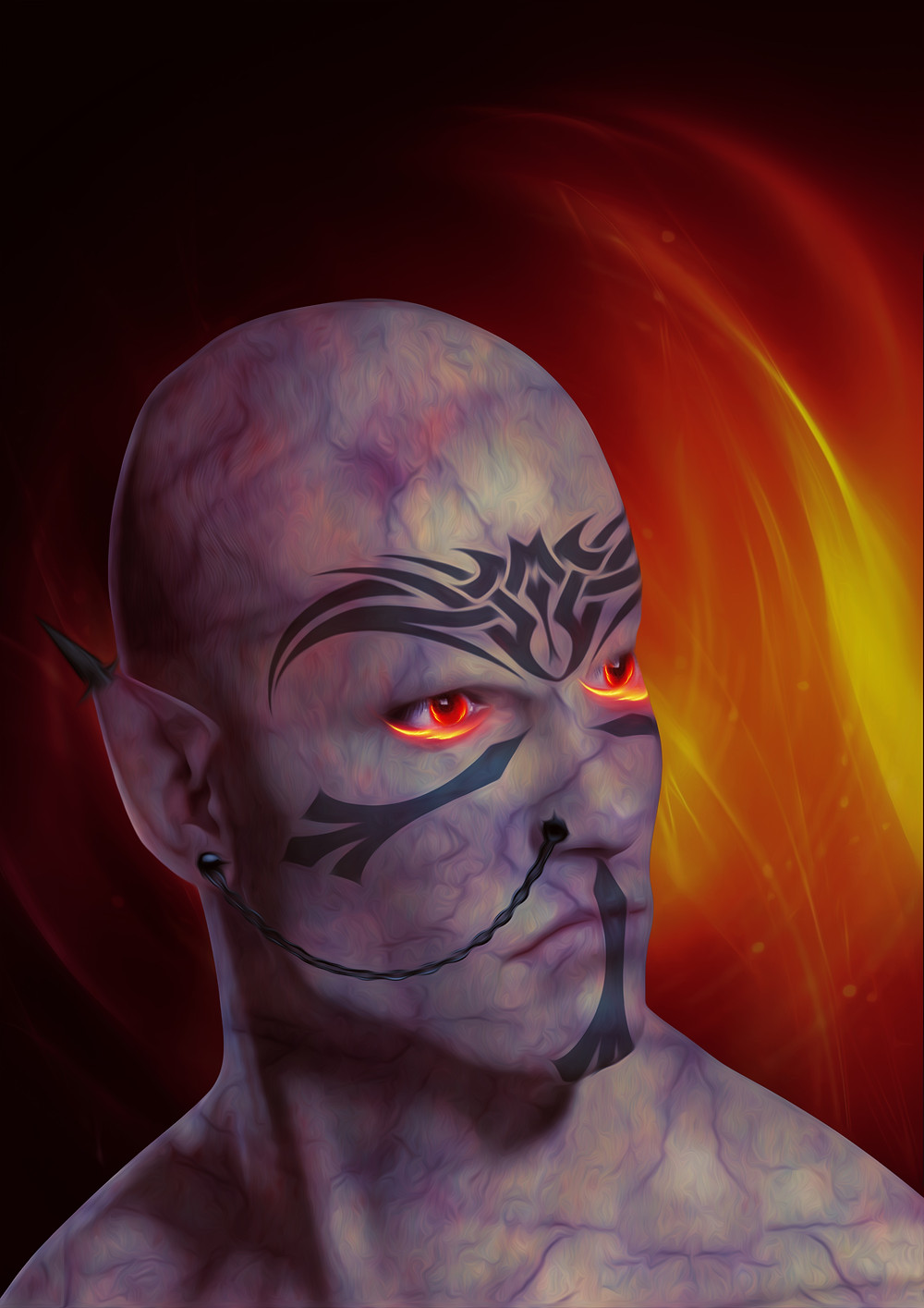 A Laniakeean who is in exile. Wants to invade Laniakeea and rule it for his own.