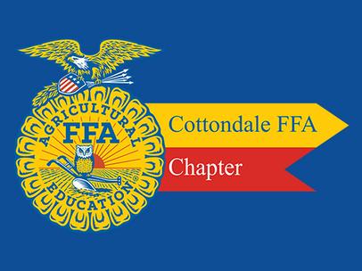 Cottondale FFA Awarded National FFA 3 Star Chapter Status
