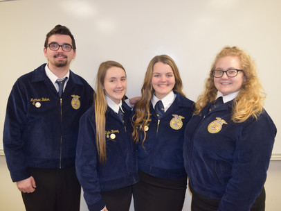 Cottondale FFA Wins State Championship after Whirlwind Week of Competitions
