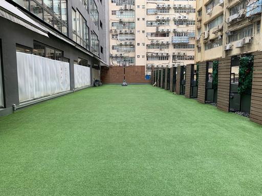 觀塘KOHO 4樓平台防水工程