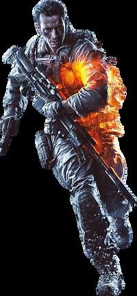 mercenary battlefield soldier