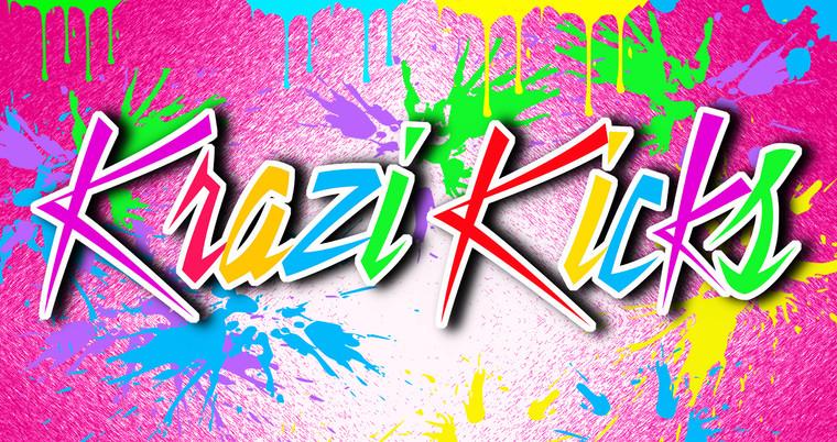 Krazi Kicks Logo