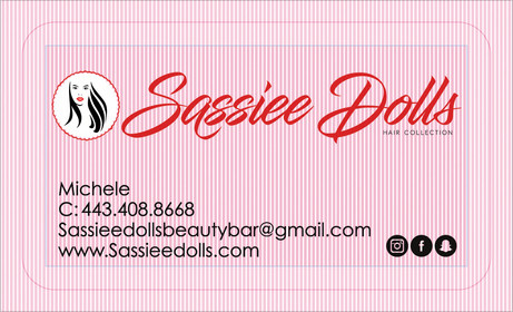 Front Business Cards