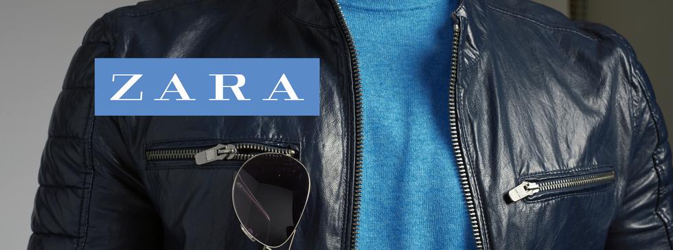 Unauthorized Zara Ad