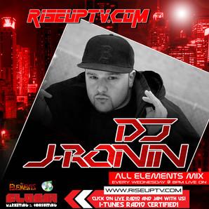 DJ J-Ronin