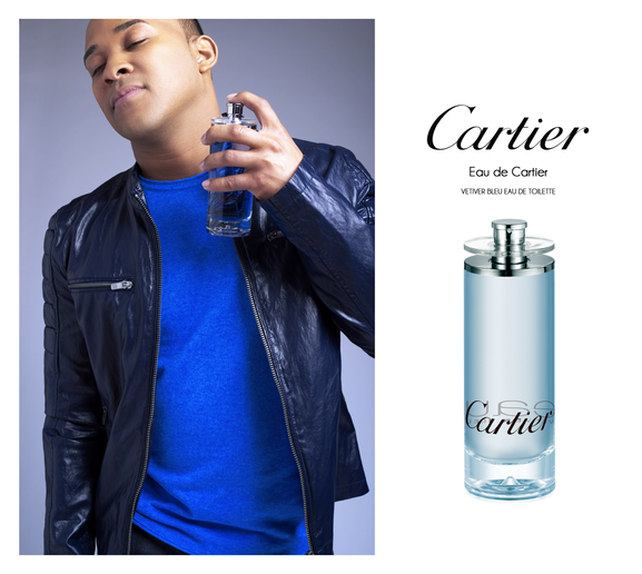 Unauthorized Cartier Ad
