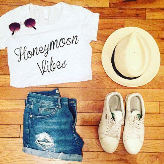 honeymoon clothes