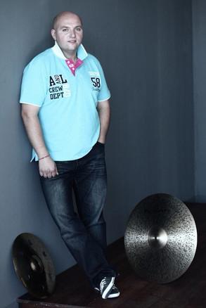 József Bordás - Drummer