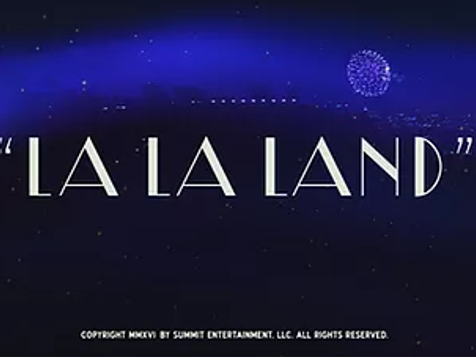 City of Stars-La La Land by Harót Balázs