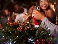 Karácsonyi party a Glamorous Company-val/2017.12.16.