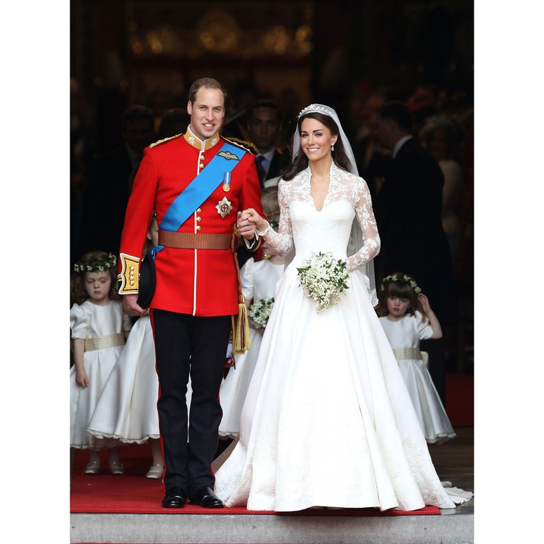 Kate Middleton és William herceg esküvő