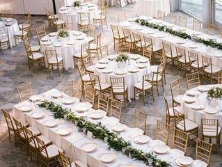 6 tipp az esküvői ültetéshez